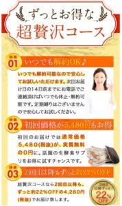 麹の贅沢生酵素 価格